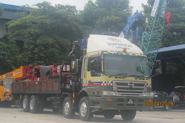 Lorry Crane Transport-04