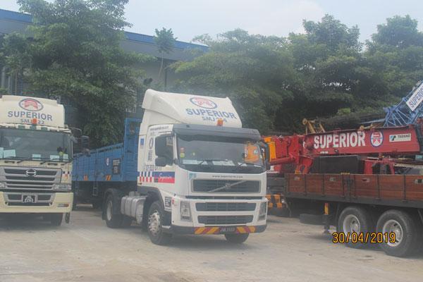 Lorry Crane Transport-05