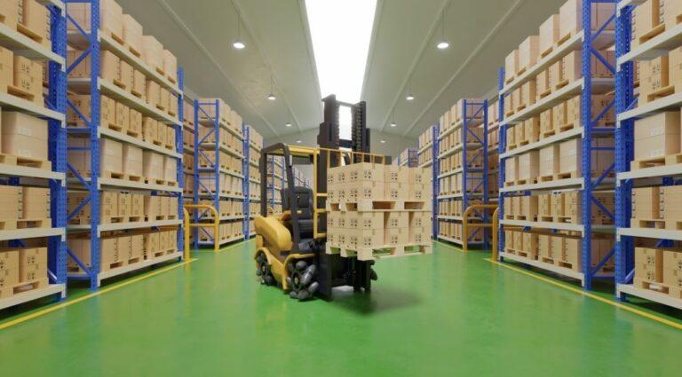 Forklift type